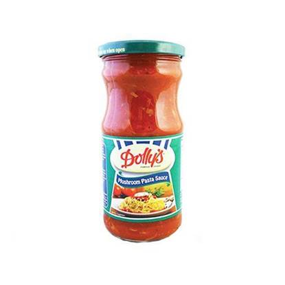 Picture of DOLY'S PASTA SAUCE MUSHROOM  350 GM