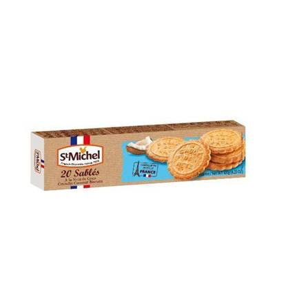 Picture of ST MICHEL 20 SABLES COCONUT 2X12X120G