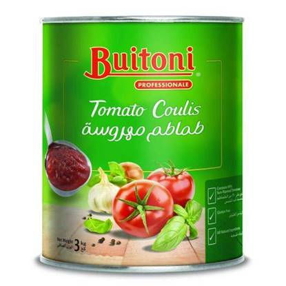 Picture of Buitoni Tomato Coulis Can