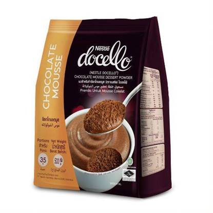الصورة: Nestlé Docello Choc Mousse