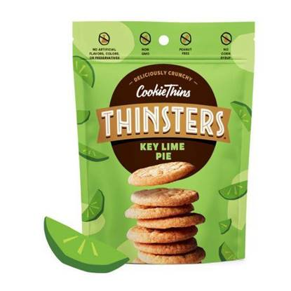 Picture of Thinsters Cookie thins Key Lime 113g