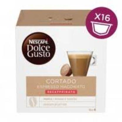 Picture of NESCAFÉ Dolce Gusto Cortado caffeine free 99.2g