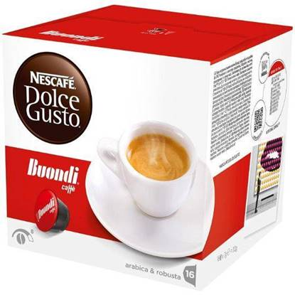 Picture of NESCAFÉ Dolce Gusto Boundi Café 112g