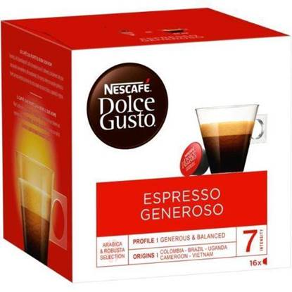 Picture of NESCAFÉ Dolce Gusto Espresso Generoso 112g