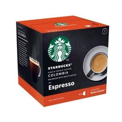 الصورة: كبسولات القهوة ستار بكس بالنكهة الكولومبية  66 جم