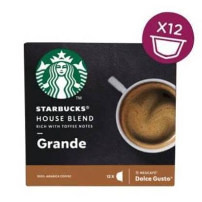الصورة: كبسولات القهوة الامريكية ستار بكس 102 جم