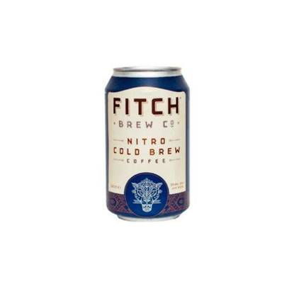 Picture of Fitch Nitro Cold Brew Coffee