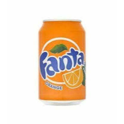 Picture of Fanta Orange DRINK