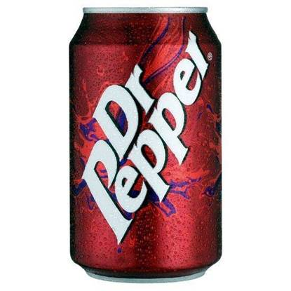 Picture of Dr Pepper REG DRINK