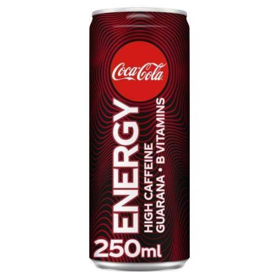 صورة مشروب الطاقة  الكوكا كولا 250جم
