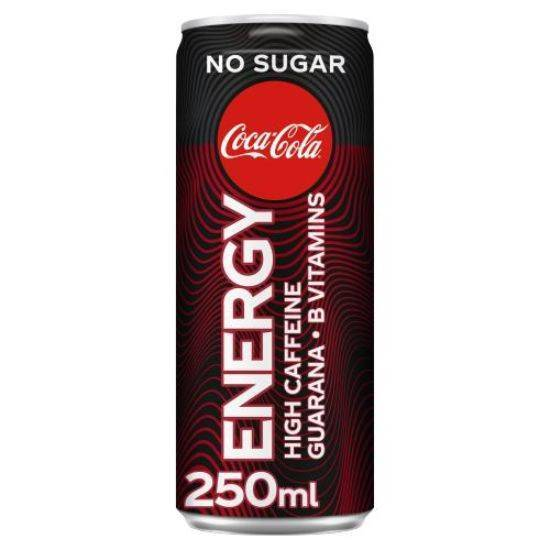 Picture of Coca-Cola Energy Zero Sugar DRINK