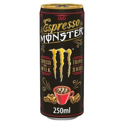 Picture of Monster Espresso with Milk COFFEE RTD