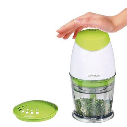 Picture of DomoClip-Electric Mincer Green Color