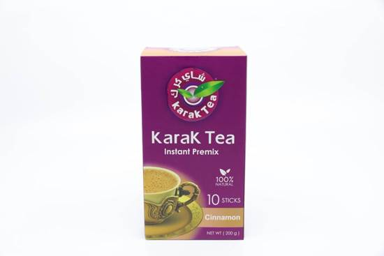 Picture of Karak Tea Cinnamon 200g - 10 Sachets