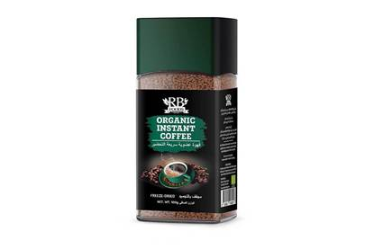 Picture of RB FOODS Organic Instant Coffee 100g