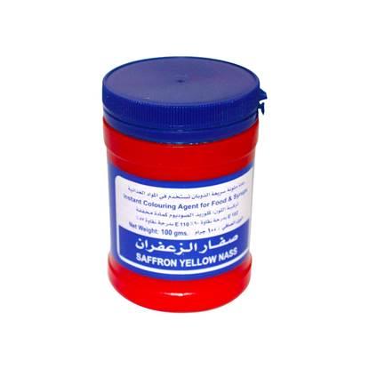 الصورة: كويتنا صفار الزعفران علبة 100 جم